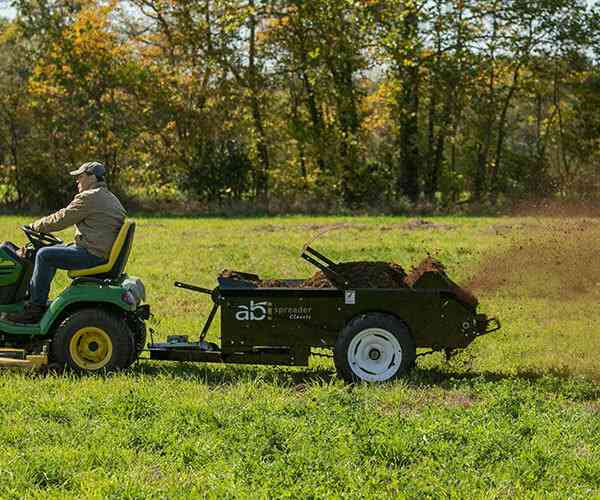 Manure Spreaders, Ground Drive & PTO Spreaders by ABI