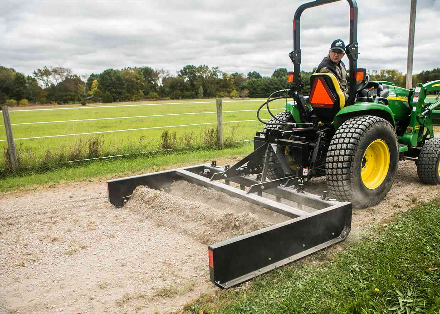Innovative Driveway and Road Graders by ABI Attachments